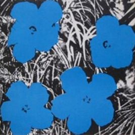 Warhol Sonnabend Flowers Catalog