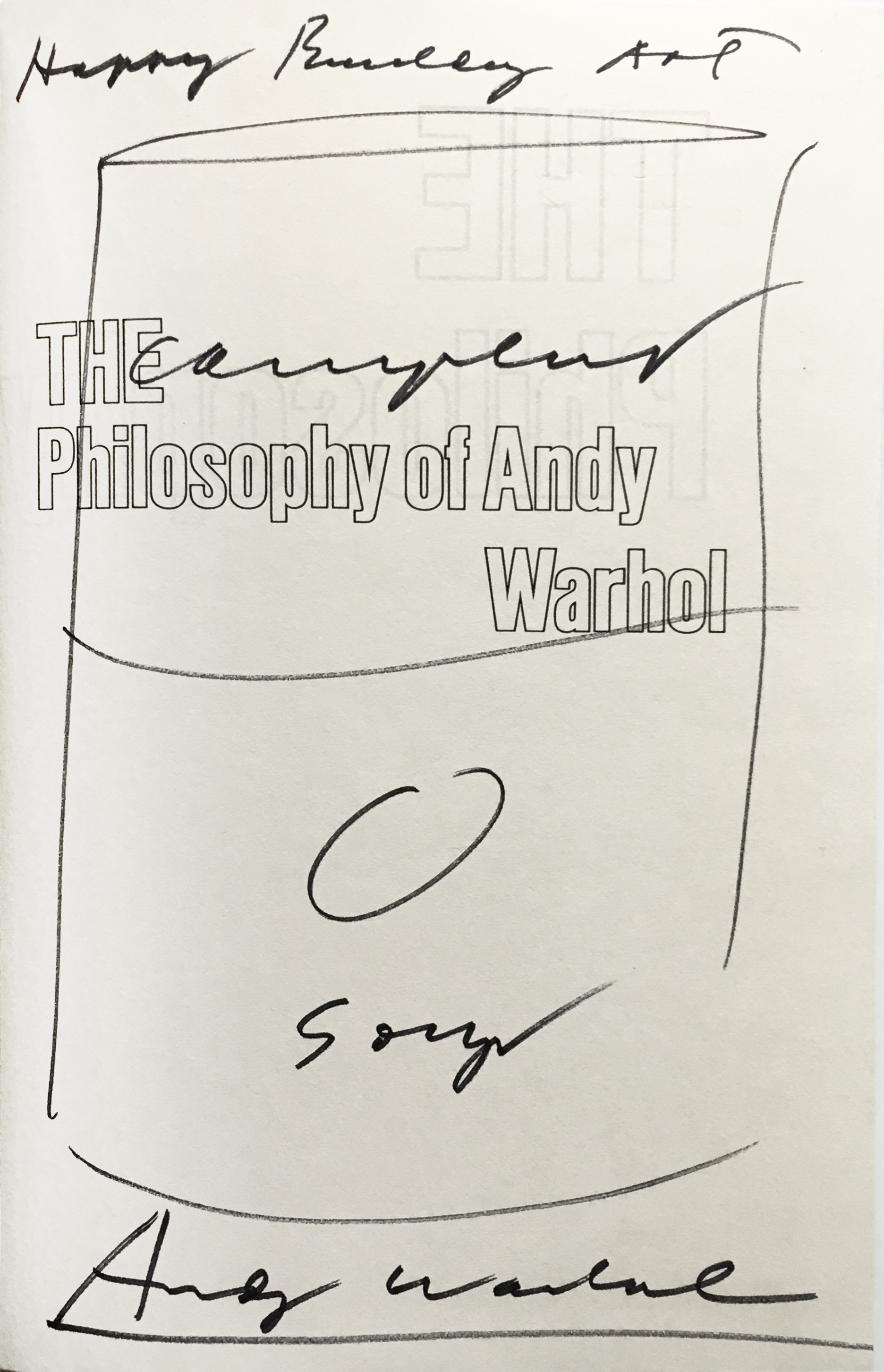The Philosophy Of Andy Warhol Essay  Term Paper Help  The Philosophy Of Andy Warhol Essay